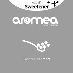 Additif Sweetener Aromea