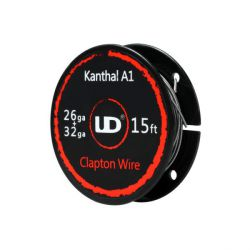 Kanthal Clapton wire 0,32mm - 5m