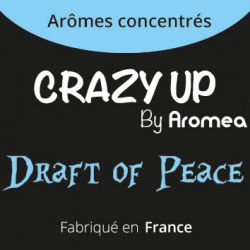 Arome Aromea Crazy Up Draft of Peace
