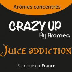 Arome Aromea Crazy Up Juice Addiction