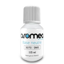 Base 30%PG / 70%VG 115 ml - AROMEA