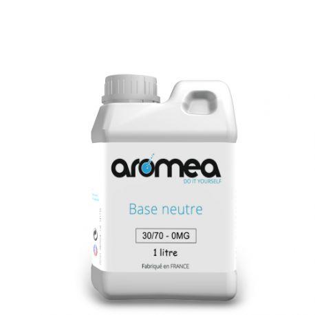 Base 30%PG / 70%VG 1 Litre - AROMEA