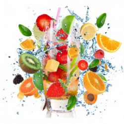 E-liquides - Mélange de fruits
