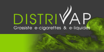 Distrivap, grossiste e-liquide et cigarette electronique