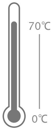 Méga iStick 50W Eleaf - température