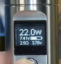 Wattage variable - Batterie cigarette electronique